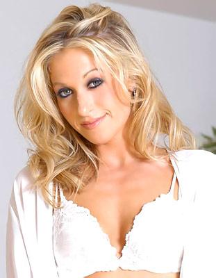 Glamour models gone bad: Devon. Pretty blonde Devon has a very soft white ...