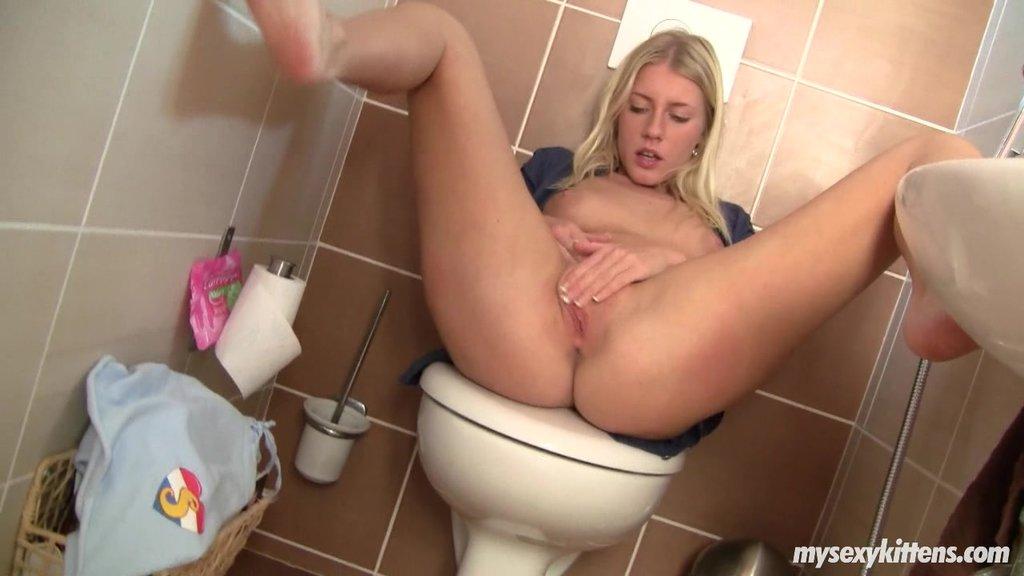 Beauty Angels Delicious Teen Masturbating In The Bathroom