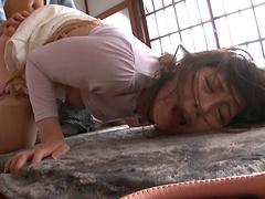Aki Sasaki's amazing body is all a kinky lover wants to plow