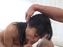 Ayumu Kase is a cock craving Asian ready to be ravished