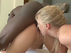 Blonde stars Lindsey Olsen and Lucy Heart team up for a BBC