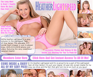 Heather Lightspeed